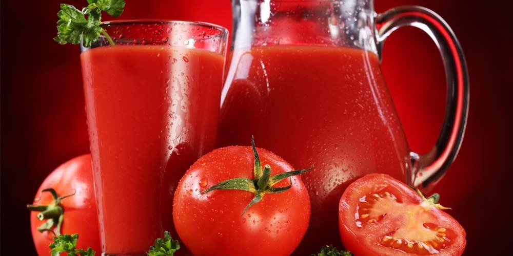 Günlük enerji ihtiyacınız için domates suyu için | Bross Life Blog