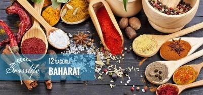 Yemeklerinize Sağlık İksiri Etkisi Yapacak 12 Baharat! - Bross Life Sağlıklı yaşam ve Diyet