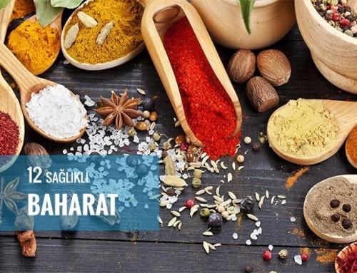 Yemeklerinize Sağlık İksiri Etkisi Yapacak 12 Baharat!